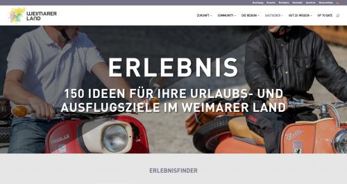 Erlebnisfinder - Weimarer Land Tourismus