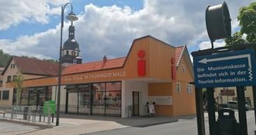 Neue Tourist-Information in Steinbach-Hallenberg eröffnet