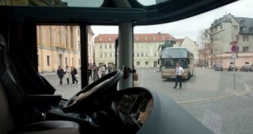 Branchenregelung für den Reisebusverkehr
