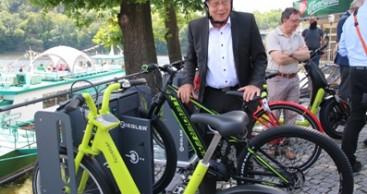Tourismus und Mobilität am Thüringer Meer neu gedacht