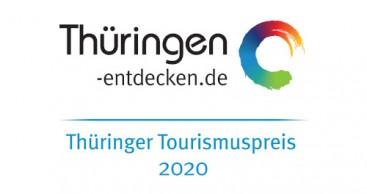 Thüringer Tourismuspreis 2020 – Jetzt bewerben!