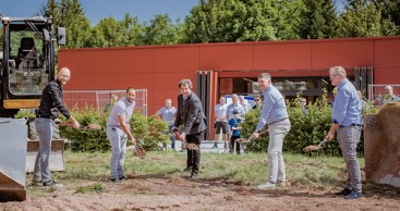 Neuer Freizeit- und Aktivpark in Seebach im Wartburgkreis