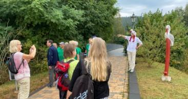 Familienfreundliche Wanderwege als regionalübergreifendes Gemeinschaftsprojekt