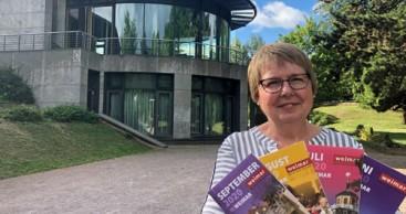 Weimar-Kalender wächst zum Heft
