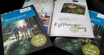 "Pocket Guide ""Wanderglück"""