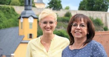 Tourismuschefin übergibt Staffelstab an ihre Nachfolgerin