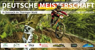 Deutsche Meisterschaft in Steinach im Thüringer Wald