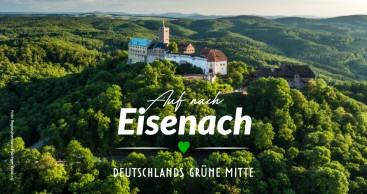 """Erfolgreiche Tourismus-Kampagne """"Auf nach Eisenach"""""""