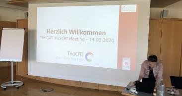 ThüCAT KickOff im Eichsfeld