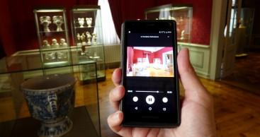 Museen per App erleben