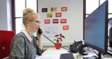 BUGA-Hotline gestartet