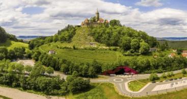 Leuchtenburg: Förderung für barrierefreien Schrägaufzug