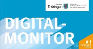 Neuer Digitalmonitor für Thüringen