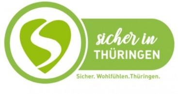 Neues Siegel: Sicher in Thüringen