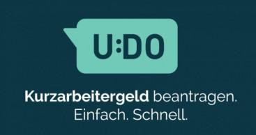 Kurzarbeitergeld einfach digital beantragen – mit Chatbot UDO