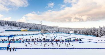 Biathlon: Oberhof als Weltcup-Standort bis 2026 bestätigt