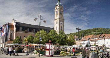 """Tourist-Information Eisenach erhält Zertifikat """"Barrierefreiheit geprüft"""""""