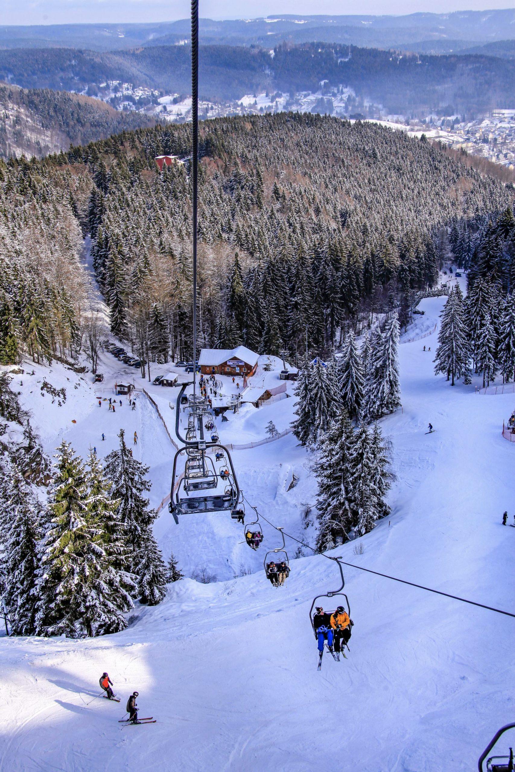 Skiarena Silbersattel - Lift