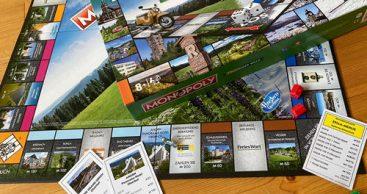 """Monopoly Ausgabe """"Thüringer Wald"""" ab sofort erhältlich"""