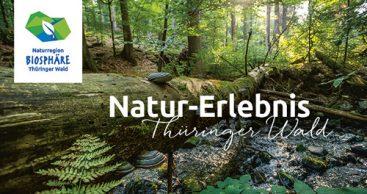 Naturbroschüre inspiriert mit neuen Angeboten