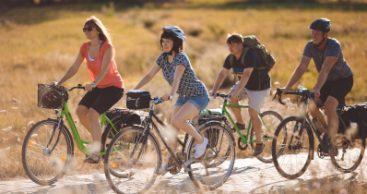 Umfrage zu Fahrrädern und Pedelecs im Tourismus