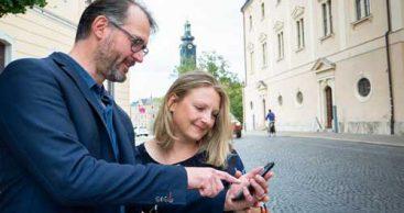 Besucher empfehlen Weimar gern weiter