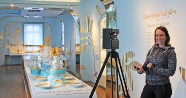 Porzellanstraße macht Kulturgeschichte lebendig