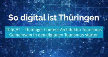 ThüCAT – Gemeinsam in den digitalen Tourismus starten