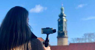 Digitale Live-Stadtführung: Angebot zum Kennenlernen