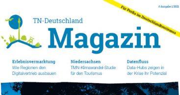 TN-Deutschland Magazin für Profis im Deutschlandtourismus