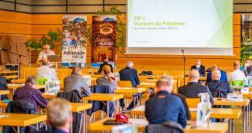 Führungswechsel beim Regionalverbund Thüringer Wald e.V.