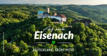 """Kampagne """"Auf nach Eisenach"""" wird fortgesetzt"""