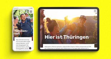 Neuer Webauftritt des TV Thüringer Wald/Gothaer Land