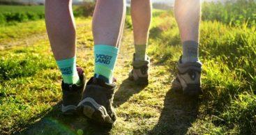 Outdoor-Socken für Wander- und Vogtland-Fans