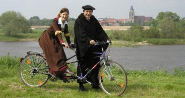 """""""Radwege zu Luther"""" online entdecken"""