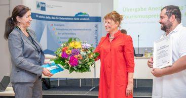 Regionalverbund Thüringer Wald erhält  den Tourismuspreis 2020