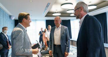 Austausch zwischen Thüringen und Österreich