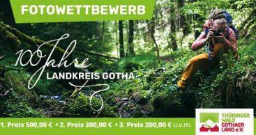 Fotowettbewerb: 100 Jahre Landkreis Gotha