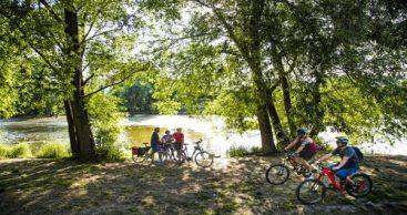 Alles im Fluss! Herbstkampagne für den Aktivurlaub in schönster Natur