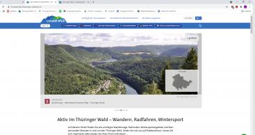 Tourenportal Thüringer Wald – Eine Erfolgsgeschichte geht weiter