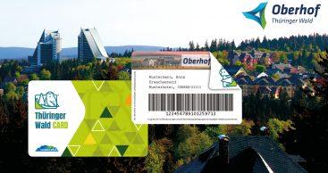 Oberhof Card und Thüringer Wald Card verschmelzen
