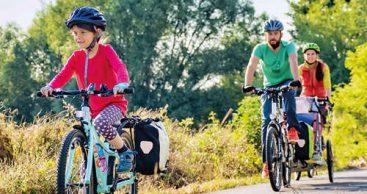 Radfahren im Gothaer Land: Neuauflage von Radpublikationen