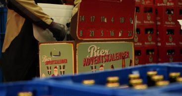 Ein Rhöner Bier-Adventskalender